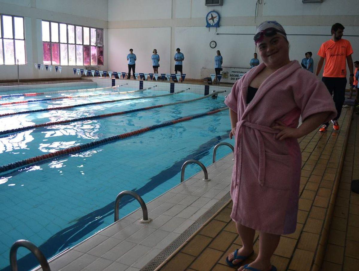 Jogos Abertos de Natação Paralímpica e Surdolímpica reúnem competidores de  Caxias 2343e6774c1bf