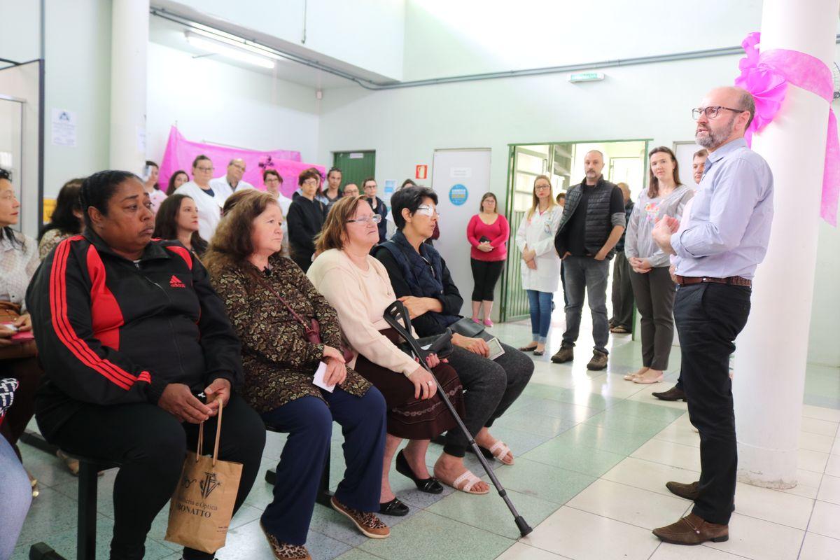 5bdc59299f0 UBSs abrem neste sábado para atendimento às mulheres - Prefeitura de ...